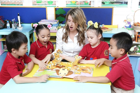 Phương pháp giáo dục khả năng tư duy cho trẻ