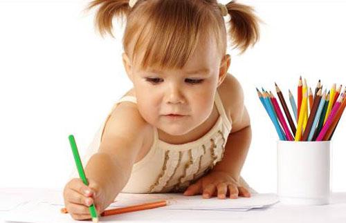 Chìa khóa để sớm phát triển trí não của trẻ